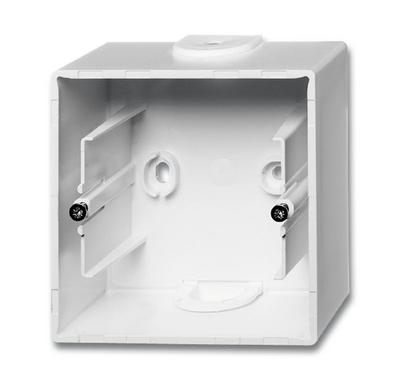 busch jaeger 1701 84 future linear aufputzgeh use 1fach. Black Bedroom Furniture Sets. Home Design Ideas