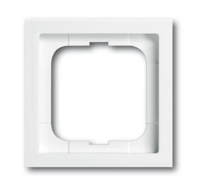 busch jaeger 1721 184k future linear rahmen 1fach studiowei. Black Bedroom Furniture Sets. Home Design Ideas