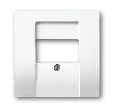 busch jaeger 1766 84 future linear telefon netzwerk lautsprecher abdeckung studiowei. Black Bedroom Furniture Sets. Home Design Ideas