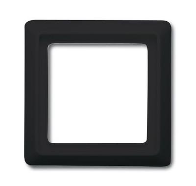 busch jaeger 2101 35 allwetter44 rahmen 1fach anthrazit. Black Bedroom Furniture Sets. Home Design Ideas