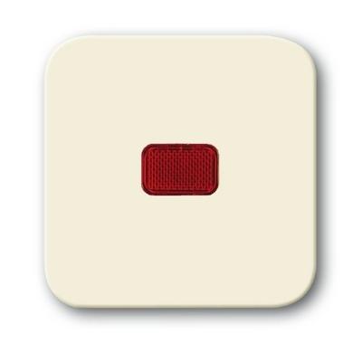 busch jaeger 2509 212 duro2000 si kontrollschalter wippe cremewei. Black Bedroom Furniture Sets. Home Design Ideas