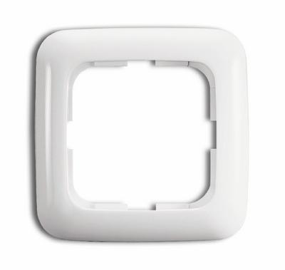 busch jaeger 2511 214 reflex si rahmen 1fach alpinwei. Black Bedroom Furniture Sets. Home Design Ideas
