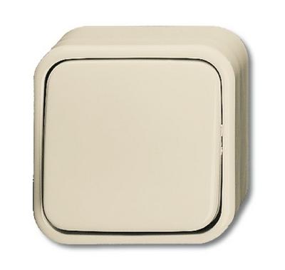 busch jaeger 2601 7ap duro2000 ap wippschalter 10a kreuzschalter wei. Black Bedroom Furniture Sets. Home Design Ideas