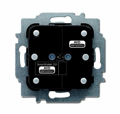 busch jaeger 6211 2 2 sensor schaltaktor 2 2 fach hier. Black Bedroom Furniture Sets. Home Design Ideas