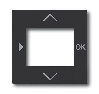 busch jaeger 6435 81 carat timer zeitschaltuhr abdeckung. Black Bedroom Furniture Sets. Home Design Ideas