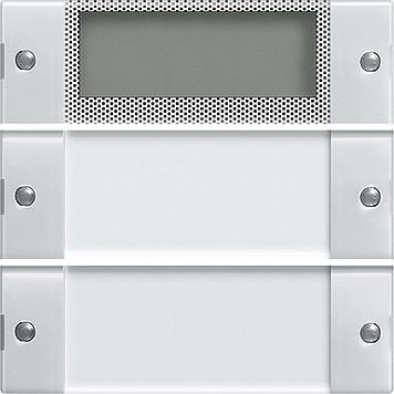 gira 214203 knx tastsensor wippenset 2fach plus reinwei glz. Black Bedroom Furniture Sets. Home Design Ideas