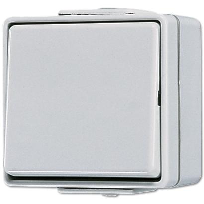 jung 606w wg600 wippschalter 10a universal ausschalter. Black Bedroom Furniture Sets. Home Design Ideas