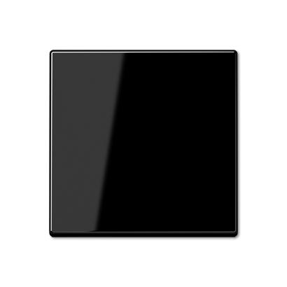 jung a590sw a500 lichtschalter lichttaster wippe schwarz. Black Bedroom Furniture Sets. Home Design Ideas