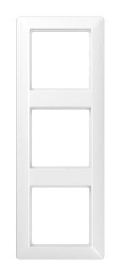 jung as583ww as500 rahmen 3fach alpinwei hier g nstig. Black Bedroom Furniture Sets. Home Design Ideas
