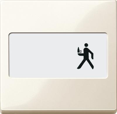 merten 432344 system m lichtschalter lichttaster wippe cremewei glz. Black Bedroom Furniture Sets. Home Design Ideas